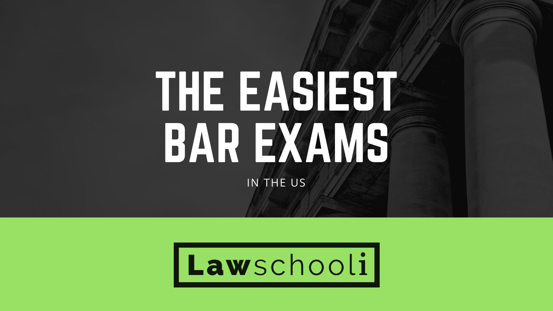 Easiest Bar Exam to Pass in the U S  - LawSchooli