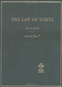 The Best Torts Hornbook: The Law of Torts