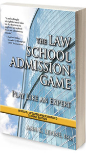 Law School Admissions Game