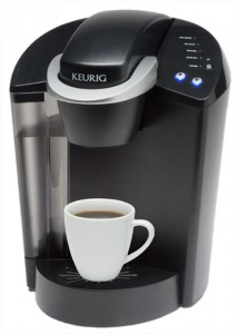 K-cup home brewer