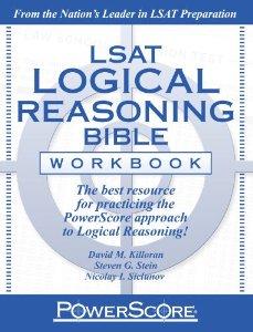 LSAT Logical Reasoning Bible Workbook