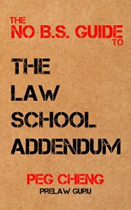 guide to law school addendum