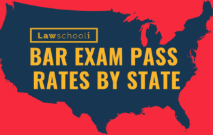 bar exam pass rate by state