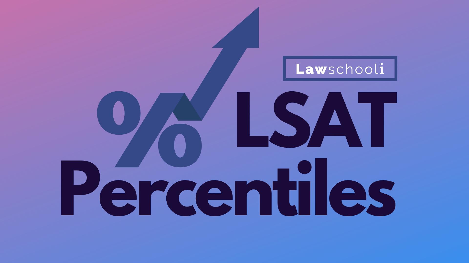 LSAT Percentiles - LSAT Score Percentile Chart - LawSchooli